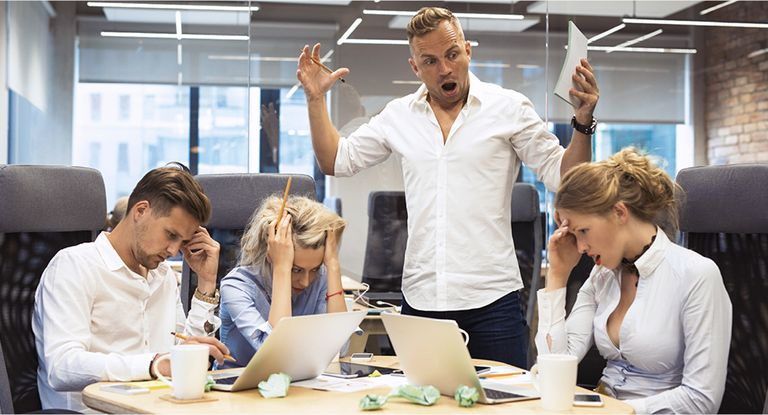 Could a horrible boss make you a better leader?